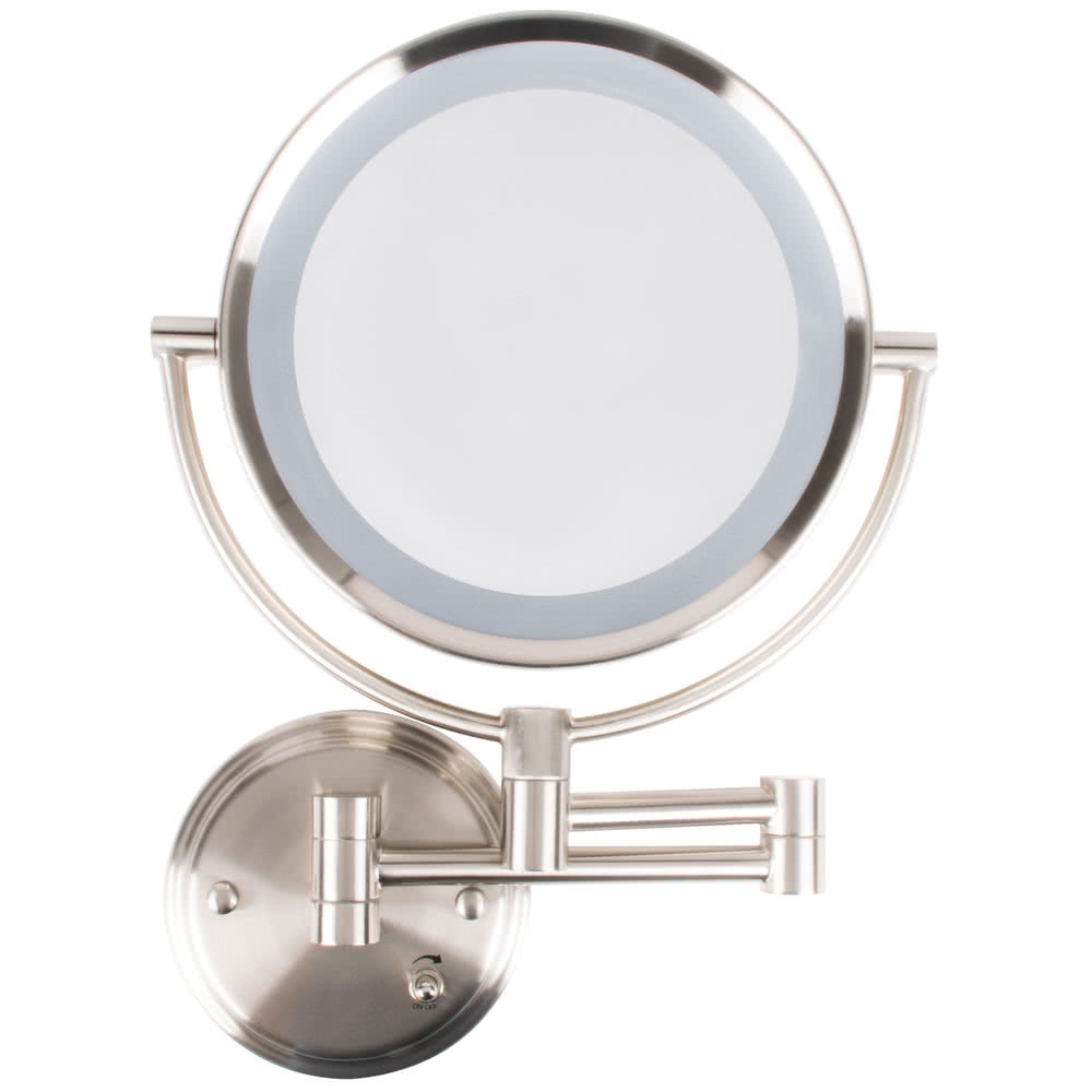 Conair Lighted Makeup Mirror | Double Sided Vanity Mirror | Conair Magnifying Mirror