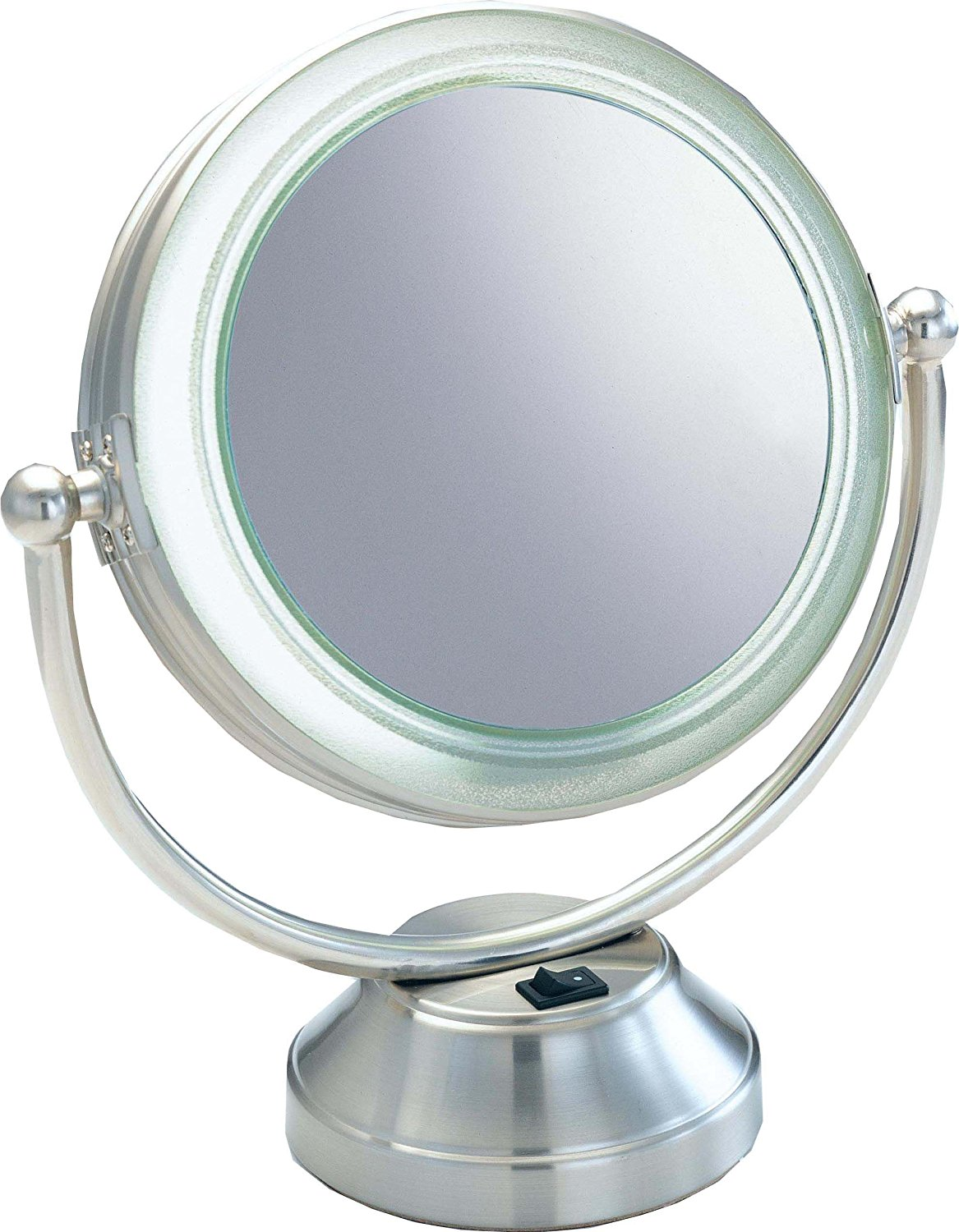 Conair Lighted Makeup Mirror | Lighted Makeup | Double Sided Vanity Mirror