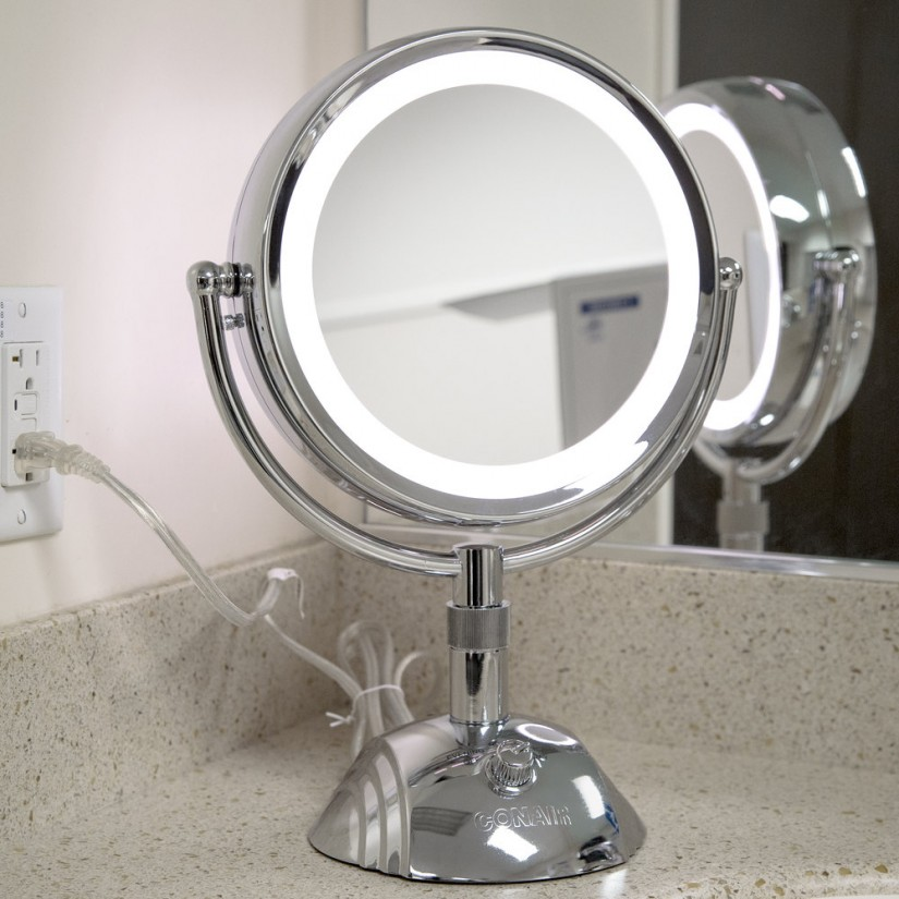 Conair Mirror With Light | Conair Lighted Makeup Mirror | Conair Magnifying Mirror With Light