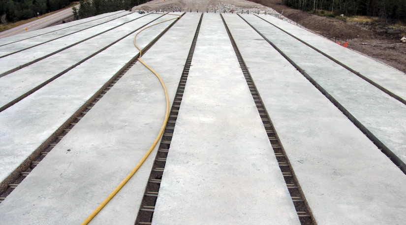 Concrete Deck Pier | Precast Concrete Piers | Adjustable Pier Blocks