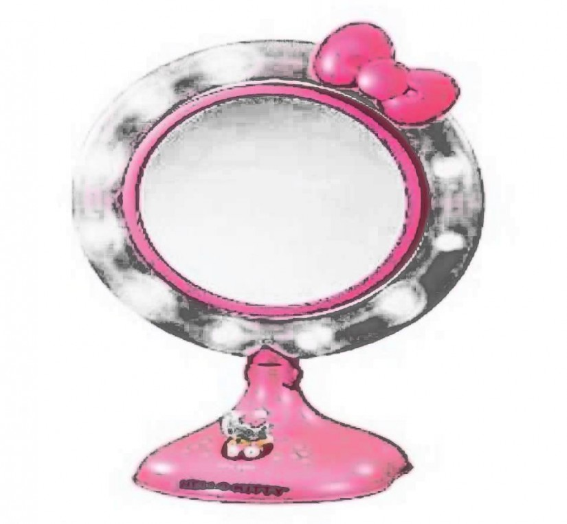 Cordless Lighted Makeup Mirror | Conair Lighted Makeup Mirror | Conair Be4nw