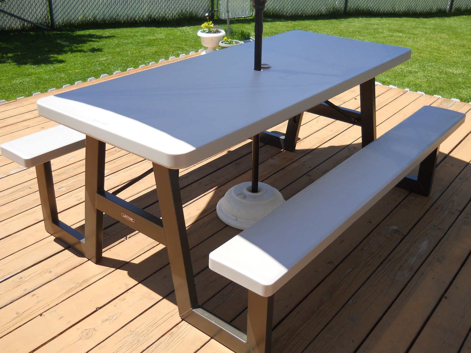 Costco Folding Tables | Round Folding Tables Costco | Folding 6ft Table At  Costco