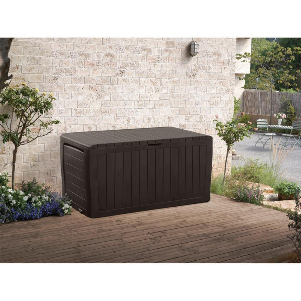 Costco Outdoor Storage | Keter Storage Boxes | Keter 150 Gallon Deck Box