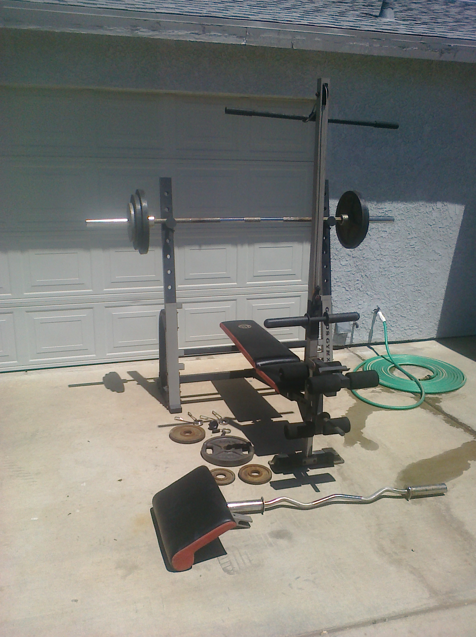 Craigslist Weight Bench | Weider Bench Press Bar Weight | Weight Bench with Weights for Sale