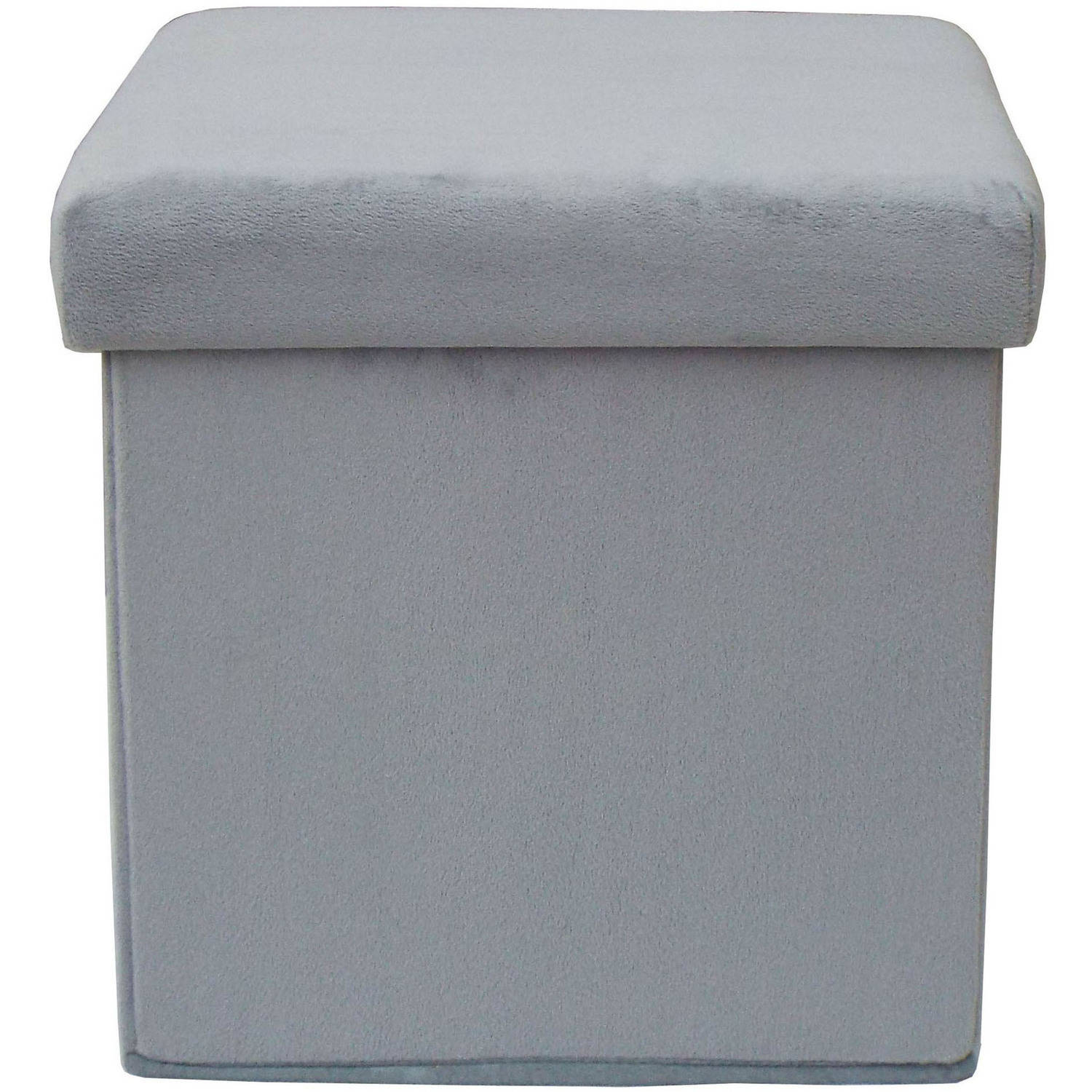 Cube Ottomans with Storage | Padded Ottoman with Storage | Storage Cube Ottoman
