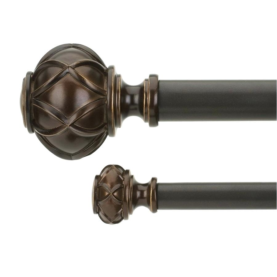 Curtain Rod Finial | Curtain Rods and Finials | Finials for Curtain Rods