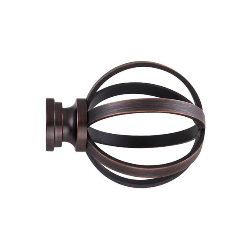 Curtain Rods With Glass Finials | Curtain Rods Glass Finials | Finials For Curtain Rods