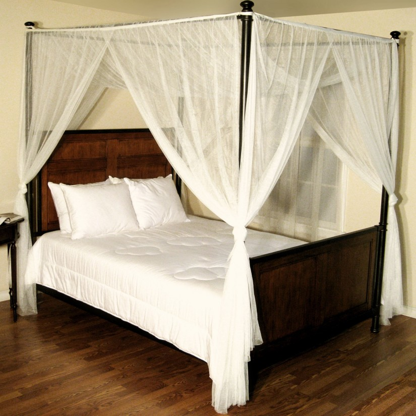 Curtains Canopy Bed | Canopy Bed Curtains | Curtains For Canopy Bed & Post Taged with King Size Canopy Bed With Curtains u2014