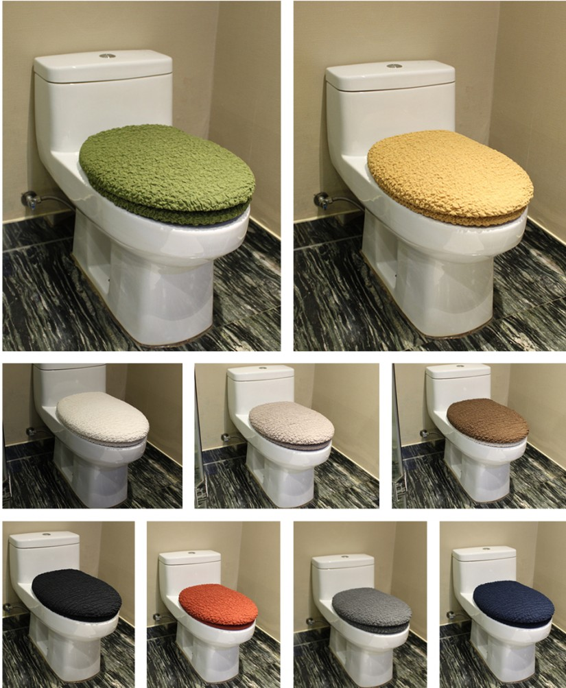 Cushioned Toilet Seat | Cushioned Toilet Seats | Elongated Cushioned Toilet Seat