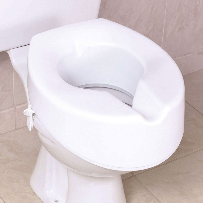 Cushioned Toilet Seats | Cloud Soft Toilet Seat | Elongated Toilet Seat