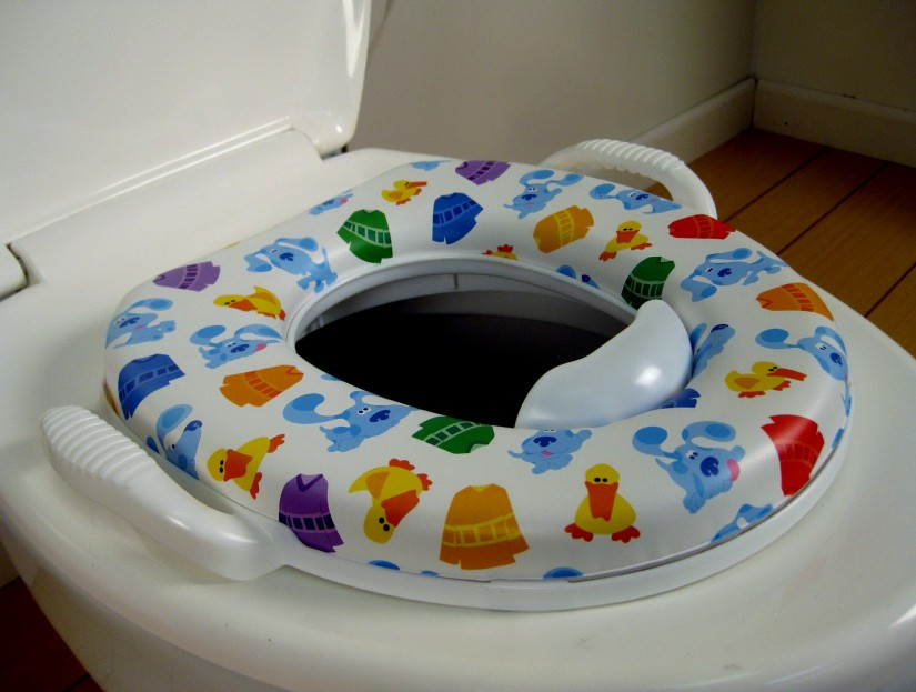 Cushioned Toilet Seats | Commode Seat Cushion | Padded Toilet Seat Elongated Bone