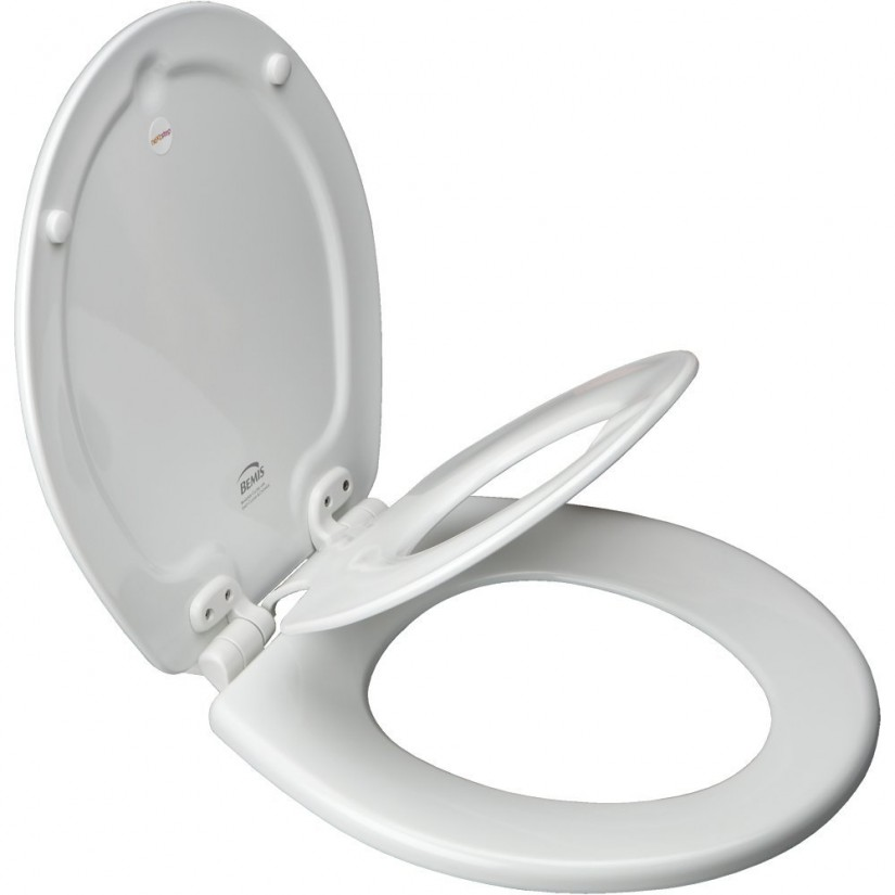 Cushioned Toilet Seats | Elongated Padded Toilet Seats | Soft Toilet Seat Elongated
