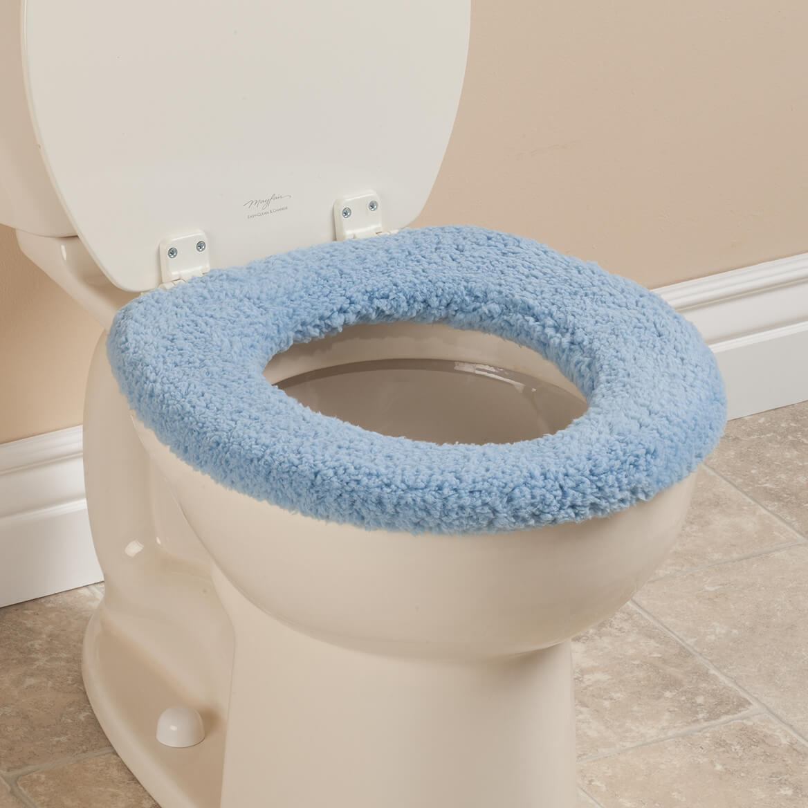Cushioned Toilet Seats | Slow Close Toilet Seat | Maroon Toilet Seat