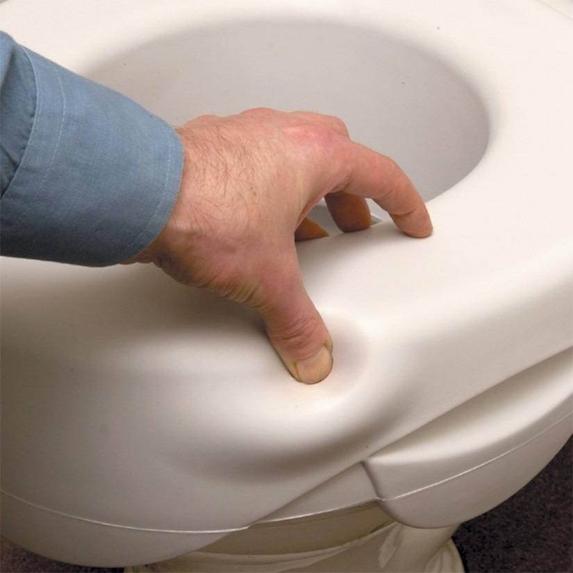Cushioned Toilet Seats | Toilet Seat Cushion Cover | Cushioned Toilet Seat