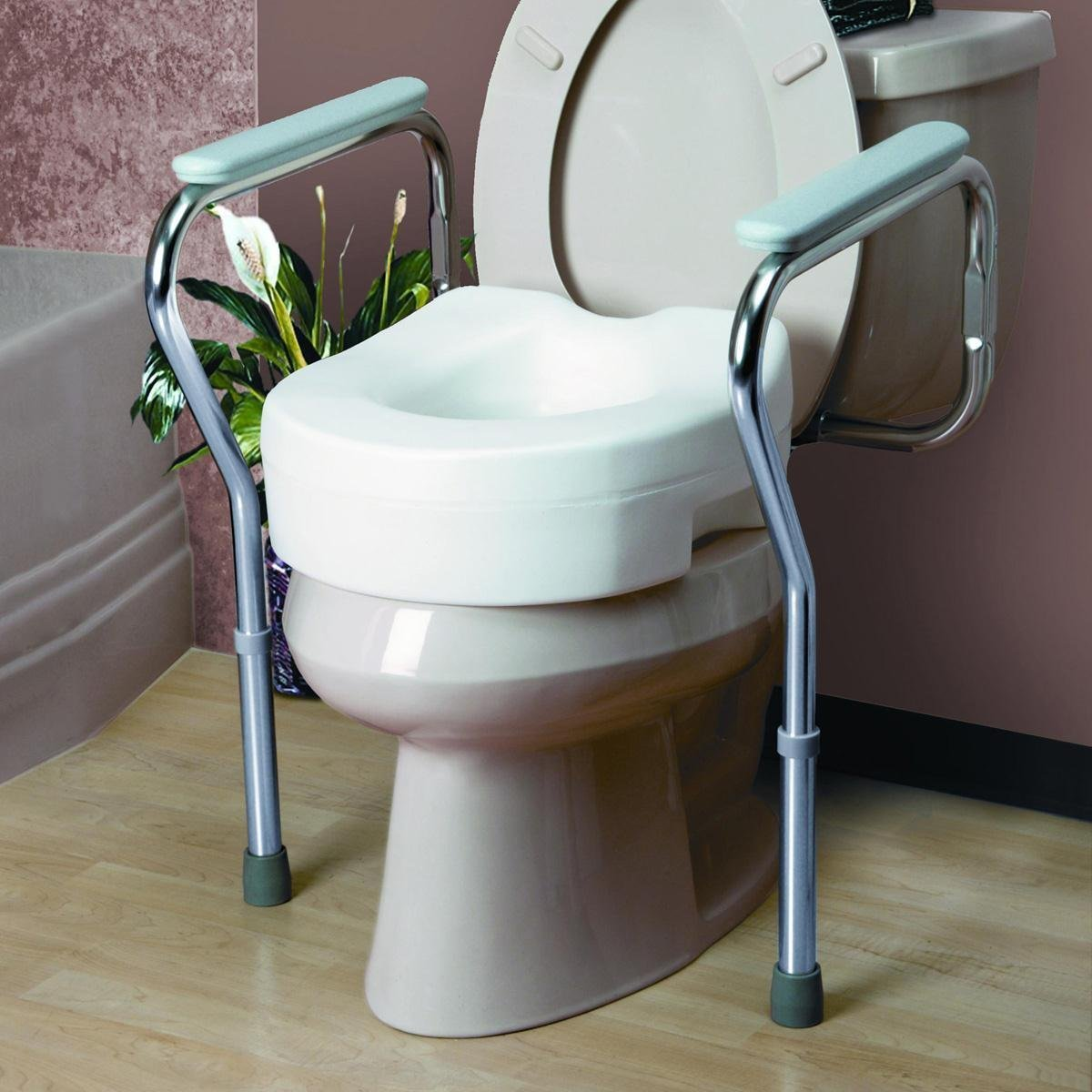 Cushioned Toilet Seats | Toilet Seat Padded Cushion | Inflatable Toilet