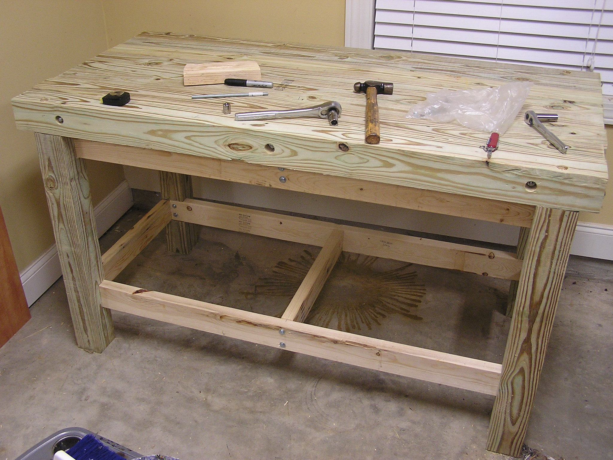Custom Reloading Bench | Small Reloading Bench | Reloading Benches