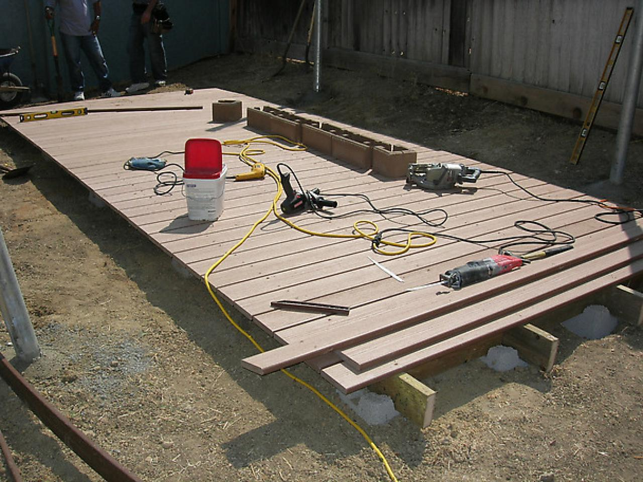 Deck Estimator | Wood Deck Estimator | Deck Board Calculator