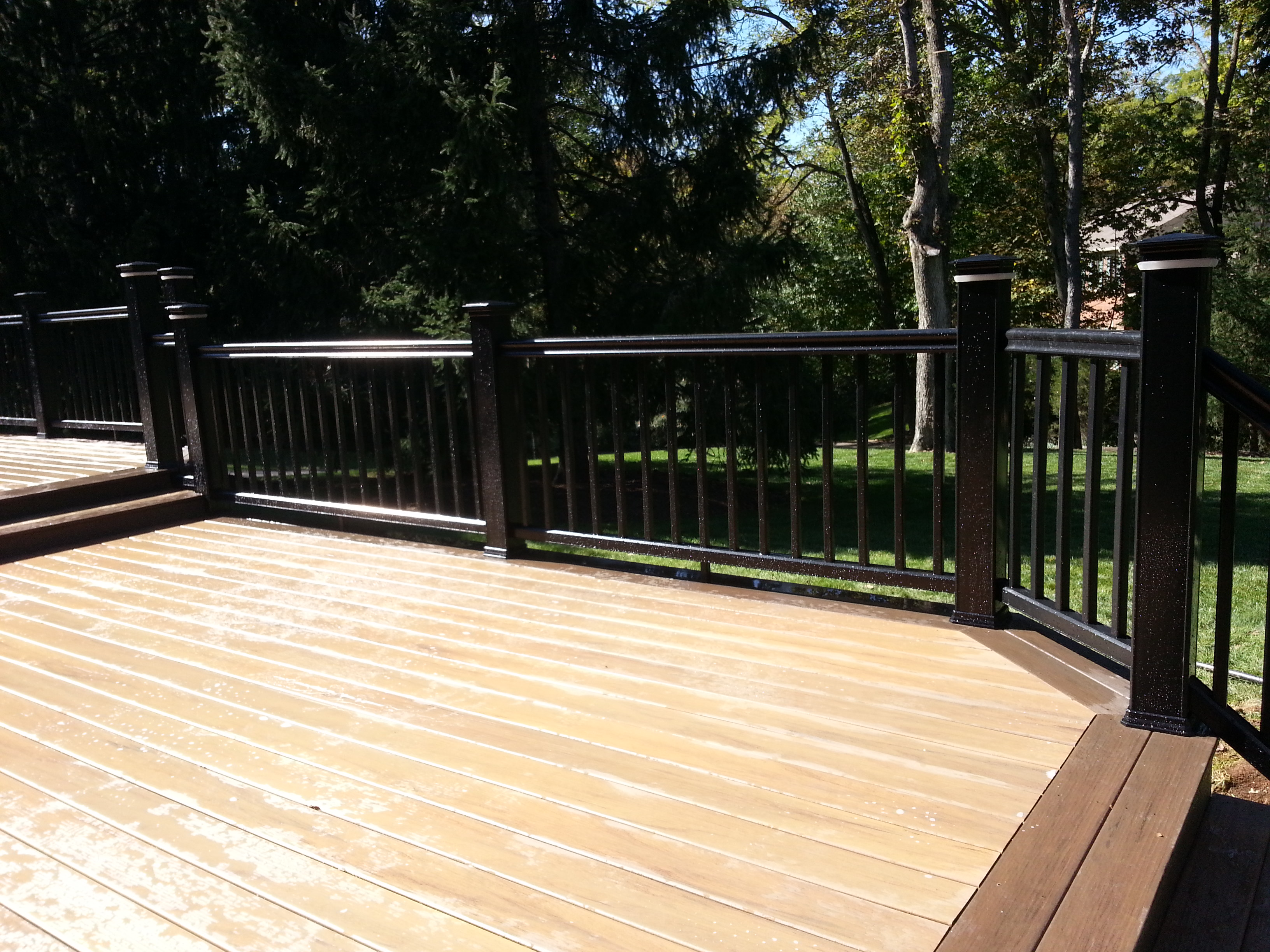 Deck Wood Types | Tiger Wood Cabinets | Tigerwood Decking