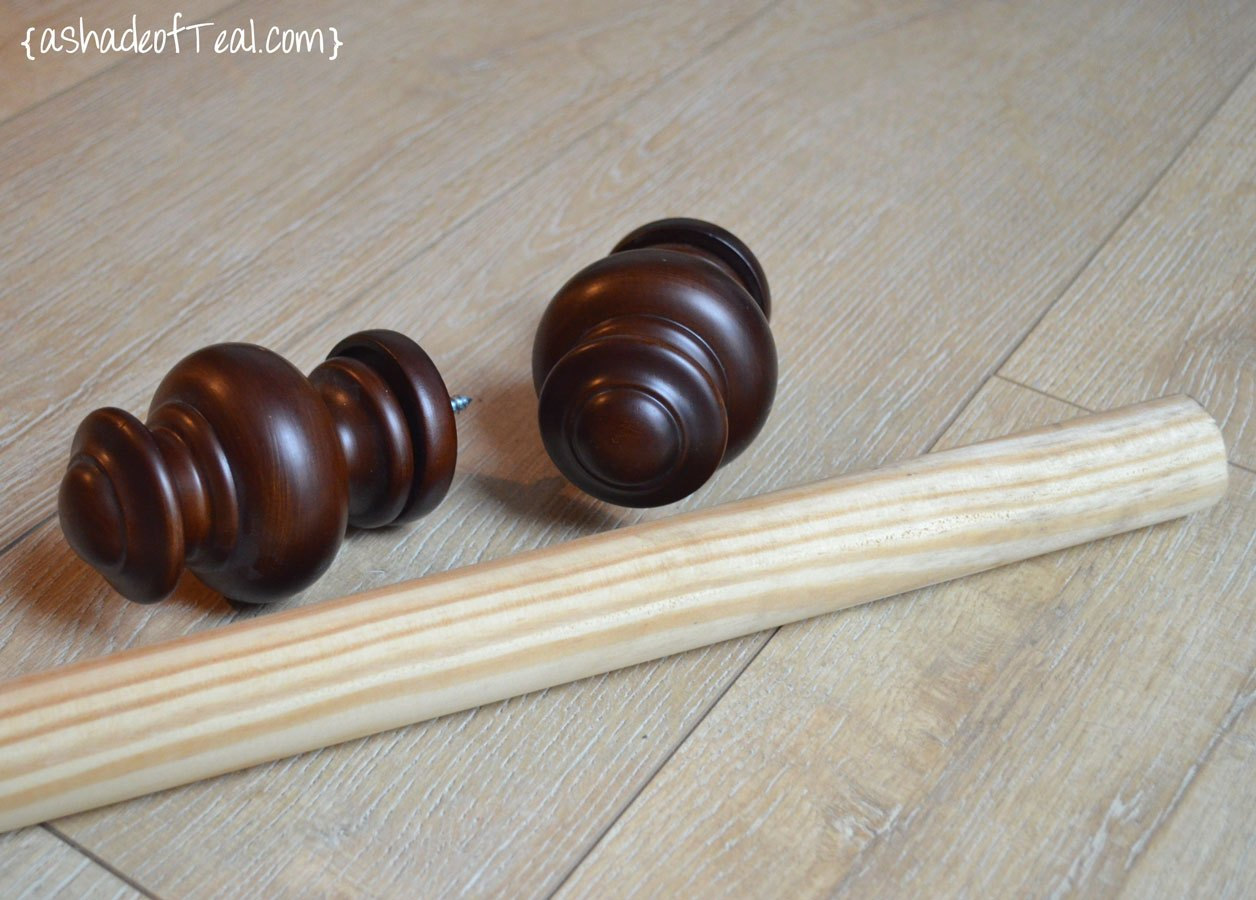 Decorative Curtain Rod Ends | Curtain Finials | Finials for Curtain Rods
