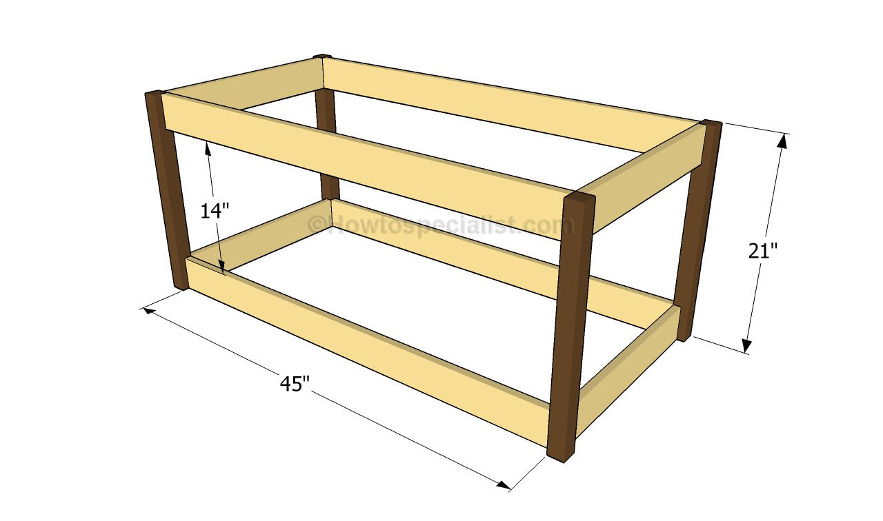 Workbench How To Build A Shooting Bench With Precision