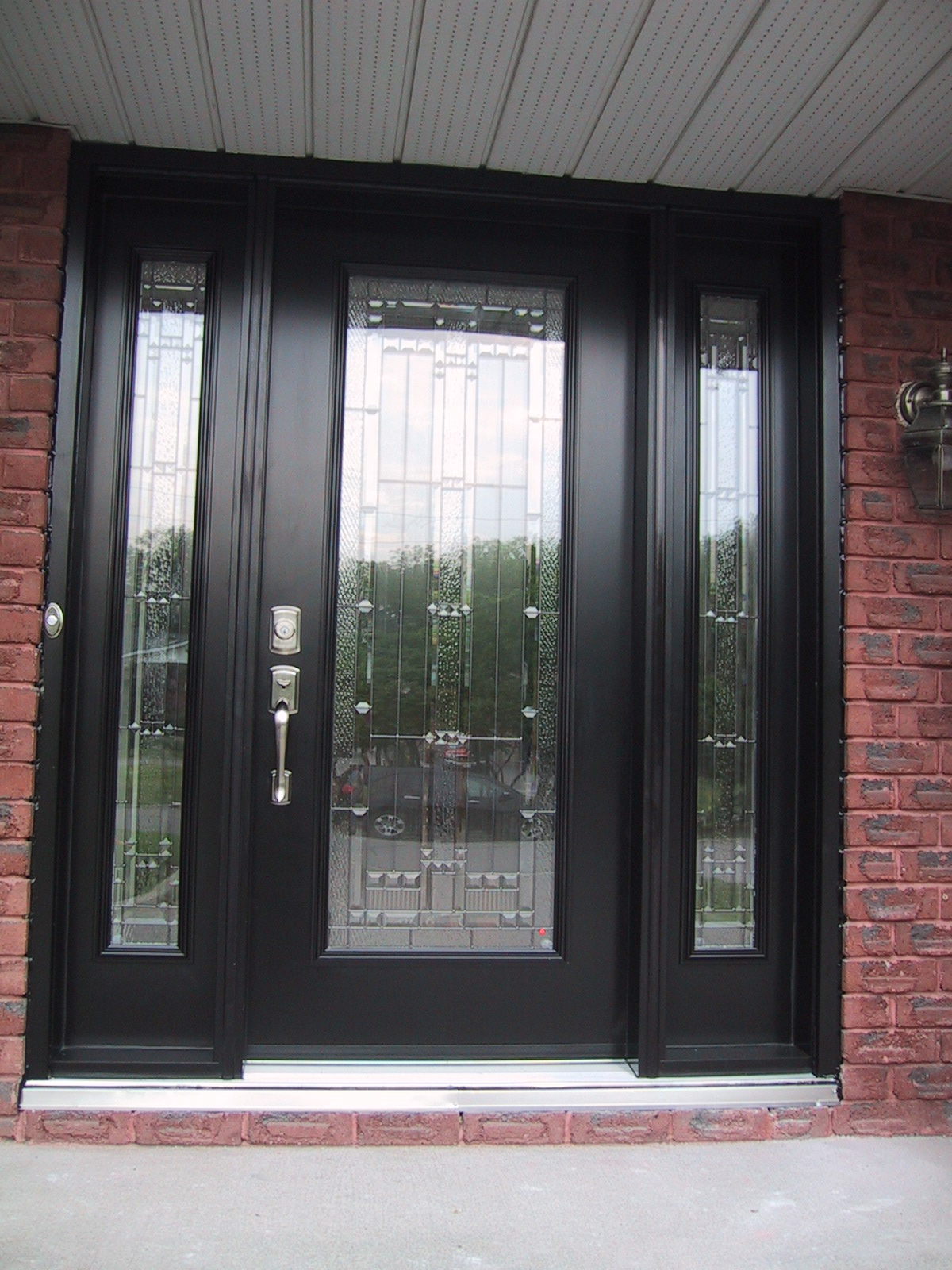 Double Pane French Doors | Lowes Patio Doors | French Doors Home Depot