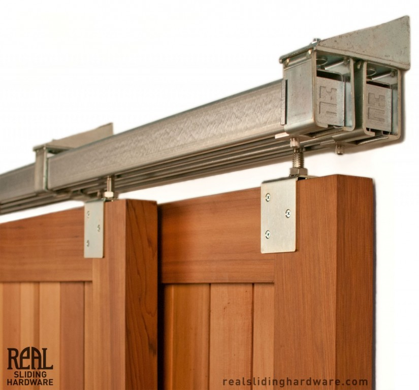 Double Track Barn Door Hardware | Bypass Sliding Barn Door Hardware | Bypass Barn Doors