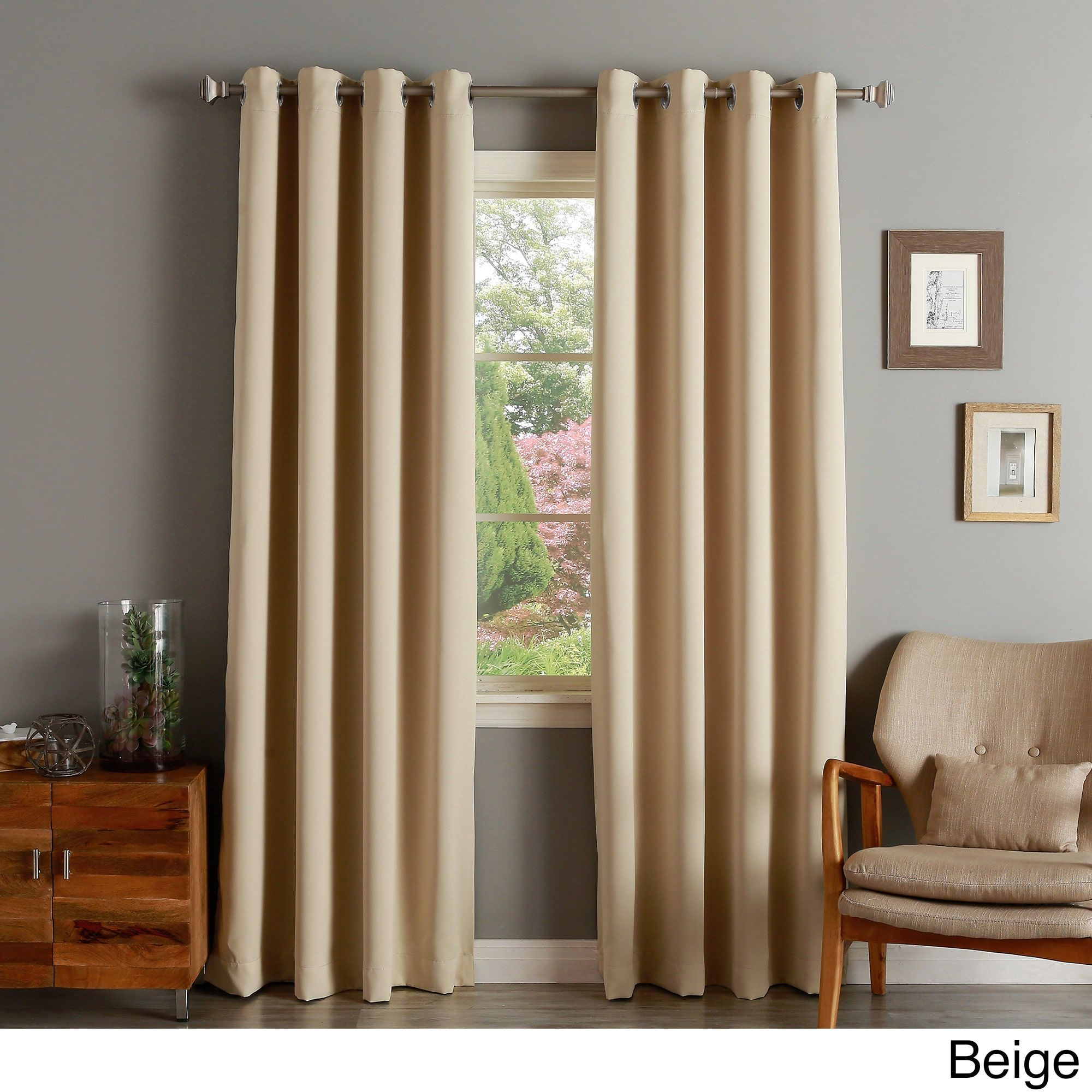 Drapes Thermal | Curtains Heat Insulation | Thermal Insulated Curtains