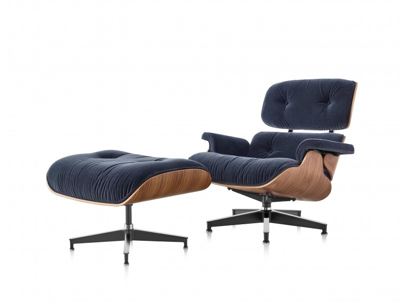 Eames Classic Lounge & Ottoman | Eames Lounge Chair And Ottoman | Herman Miller Chairs Eames
