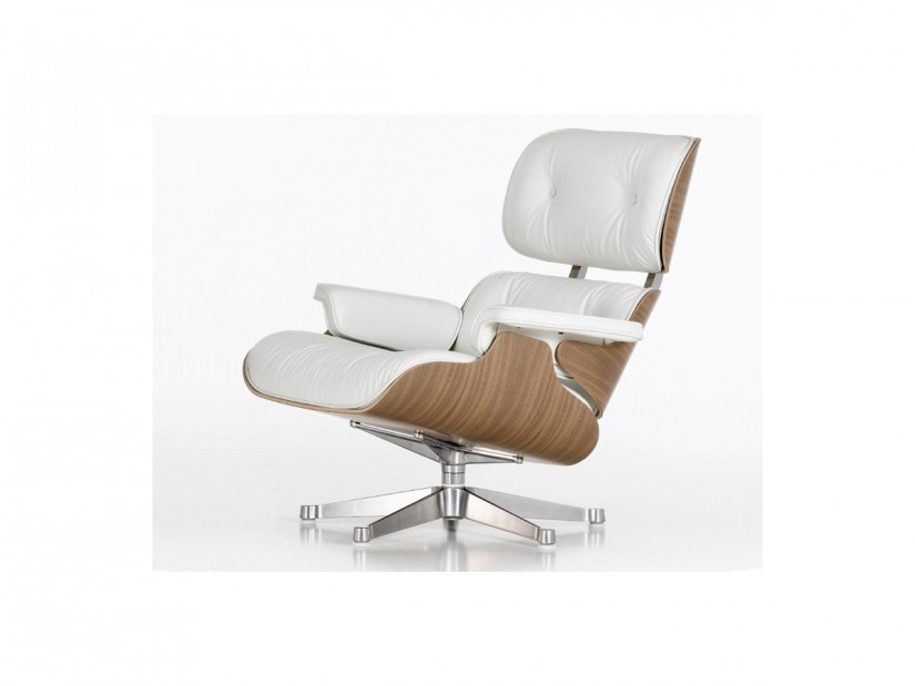 Eames Herman Miller Chair | Lounge Chair With Footstool | Eames Lounge Chair And Ottoman