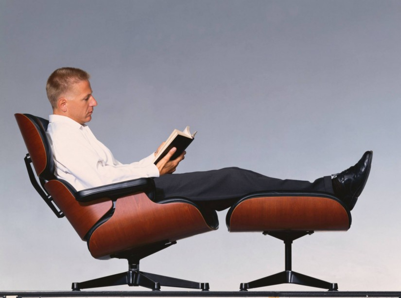 Eames Lounge Chair And Ottoman | Eames Lounge Chair And Ottoman | Eames Miller Chair