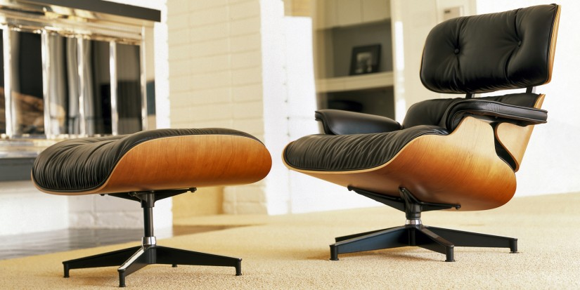 Eames Lounge Chair And Ottoman | Eames Lounge Chair And Ottoman Replica | Eames Chair Herman Miller