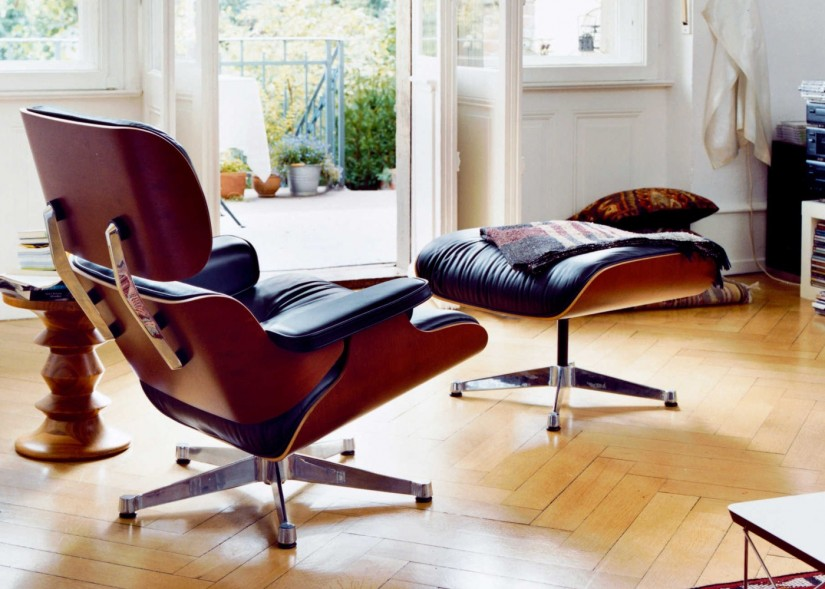 Eames Lounge Chair And Ottoman | Eames Lounge Chair And Ottoman Replica | Eames Lounge Chair And Ottoman Reproduction