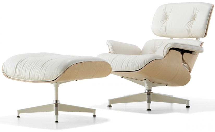 Eames Lounge Chair And Ottoman | Herman Miller Eames | Eames Recliner Chair