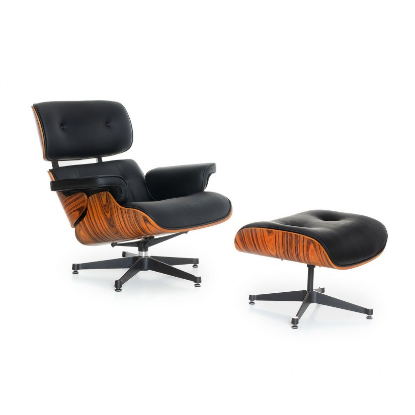 Eames Lounge Chair And Ottoman | Herman Miller Eames Lounge Chair | Herman Miller Ottoman