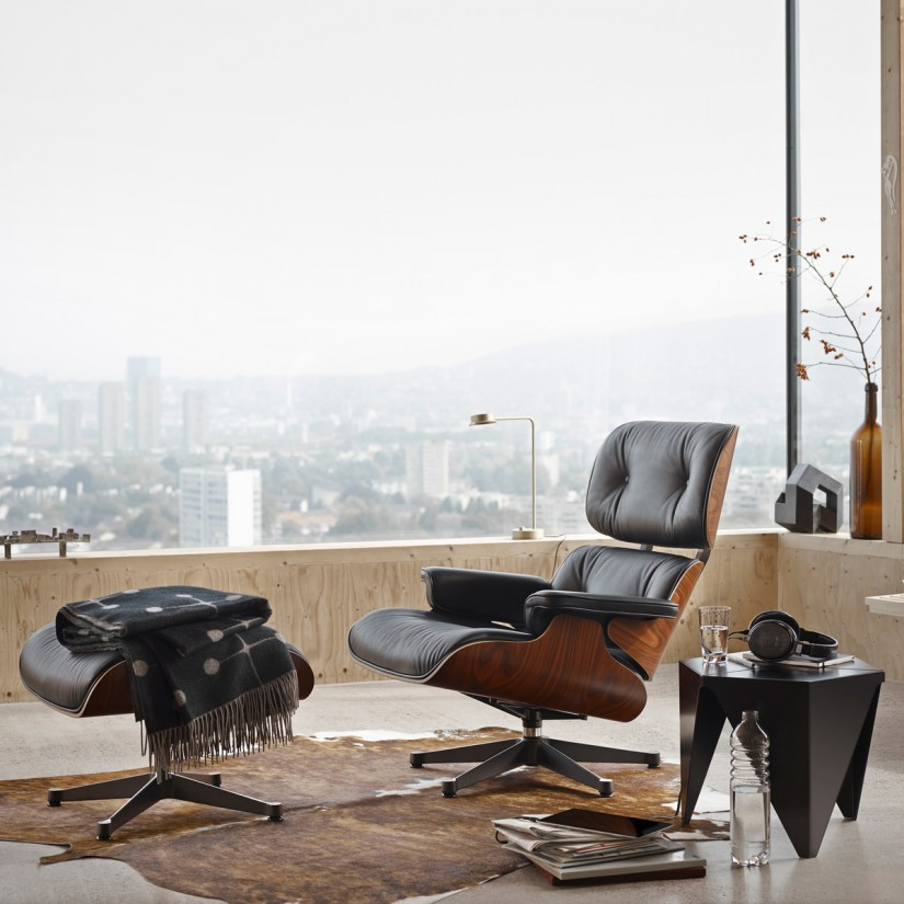 Eames Lounger And Ottoman | Eames Herman Miller Lounge Chair | Eames Lounge Chair And Ottoman