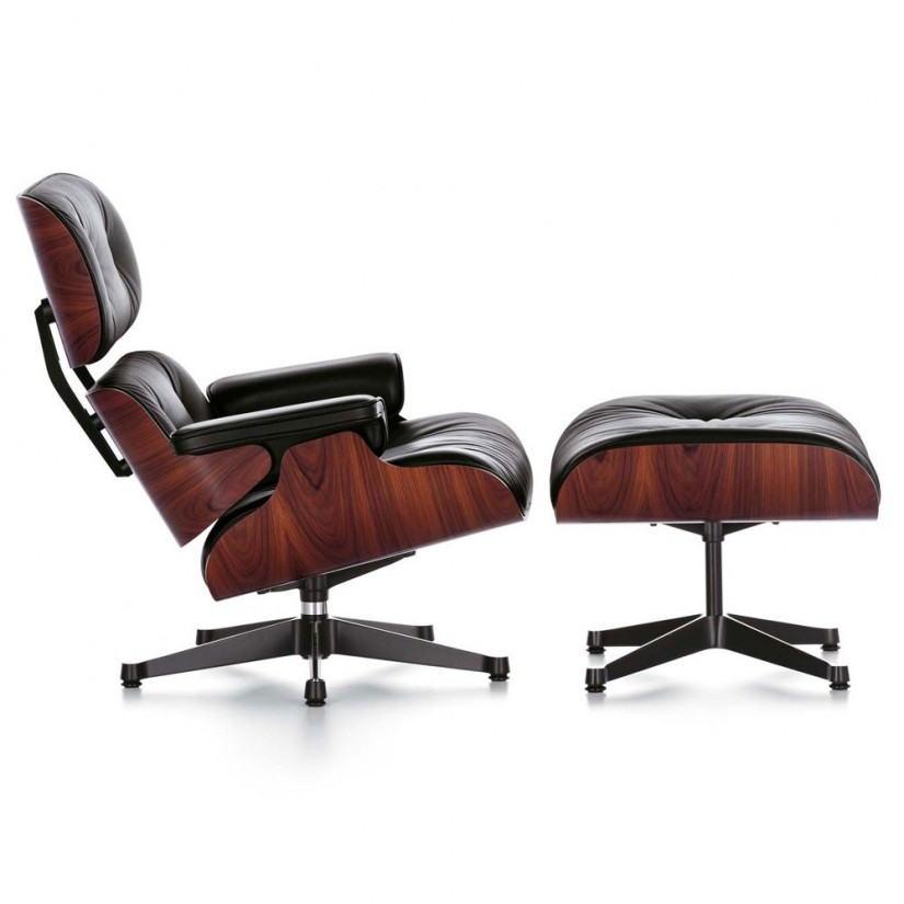 Eames Recliner | Eames Easy Chair | Eames Lounge Chair And Ottoman