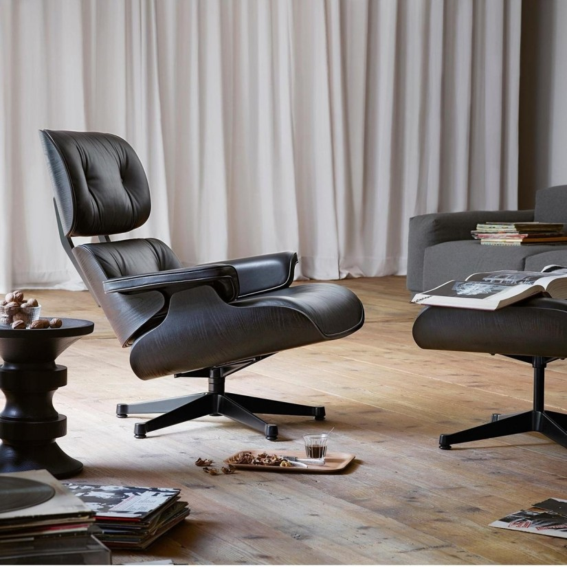 Eames Style Lounge Chair And Ottoman | Eames Longe Chair | Eames Lounge Chair And Ottoman
