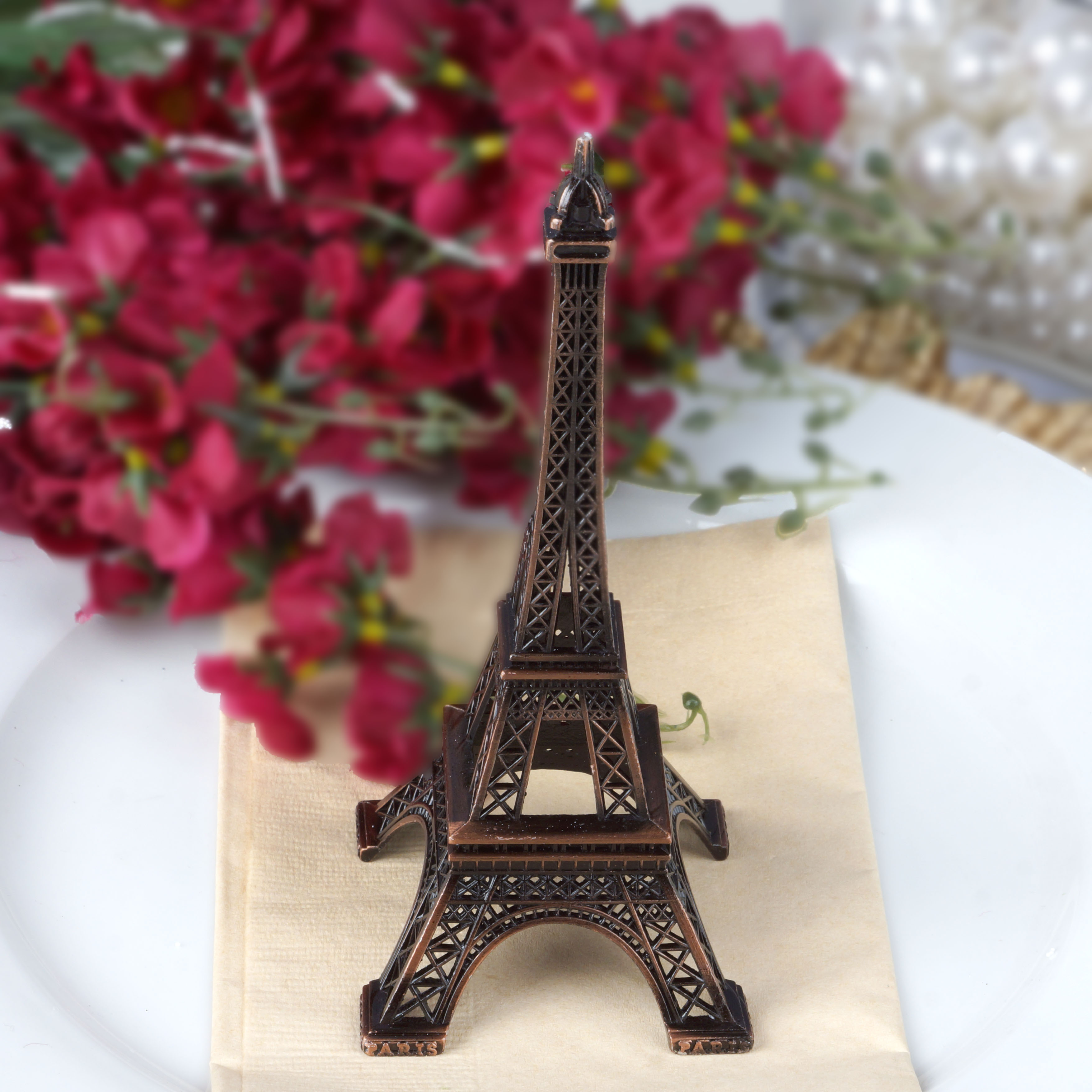 Eiffel Tower Centerpieces Diy | Eiffel Tower Centerpieces | Eiffel Tower Centerpieces for Quinceaneras