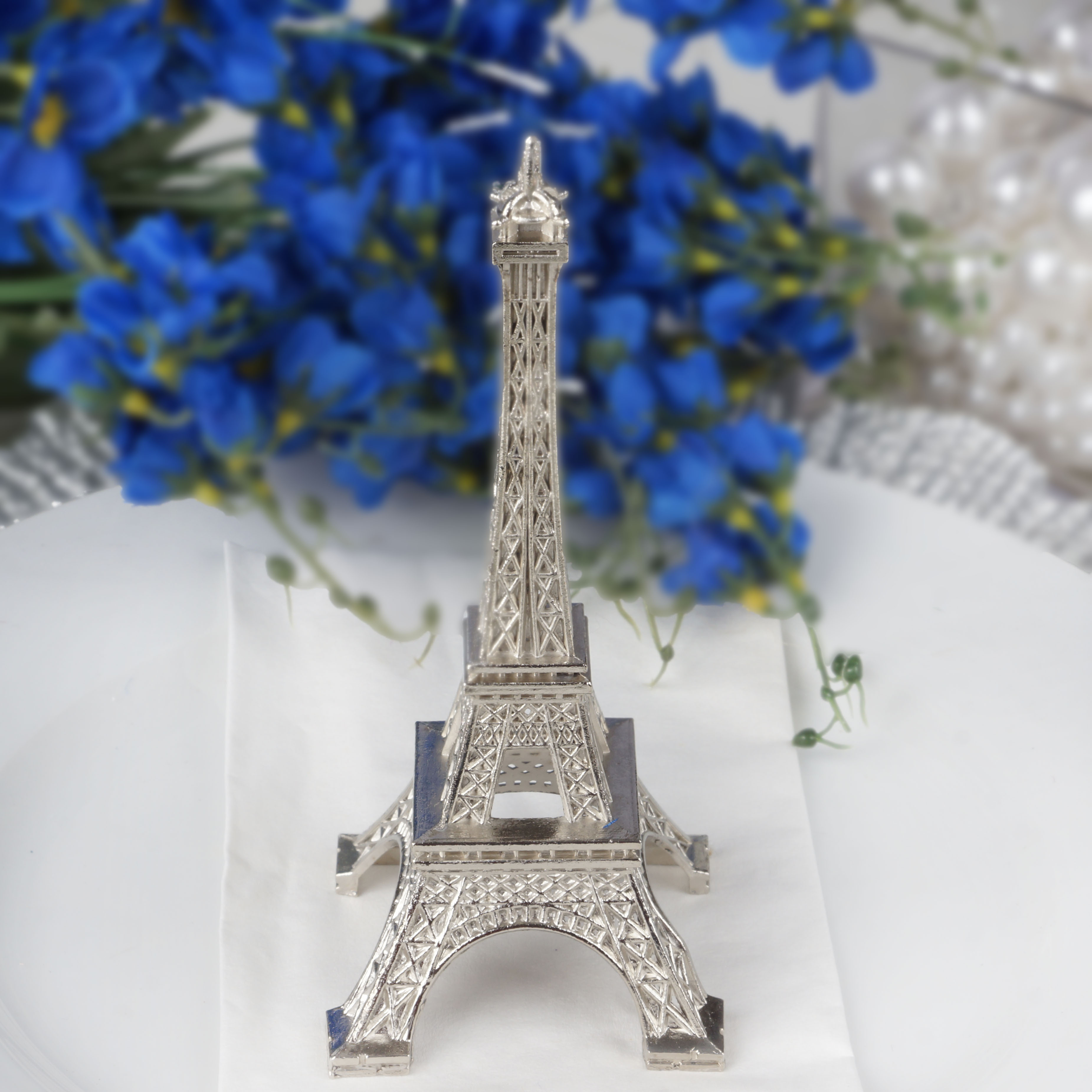 Eiffel Tower Centerpieces | Eiffel Tower Arrangements | Illuminated Eiffel Tower Decoration