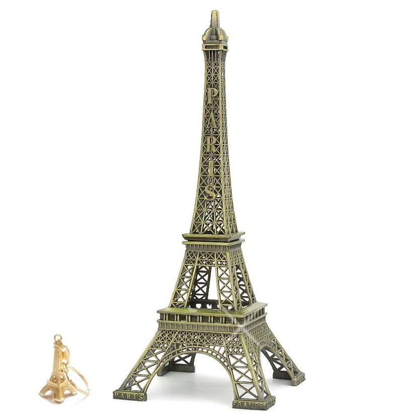 Eiffel Tower Centerpieces | Eiffel Tower Centerpieces For Sale | Crystal Eiffel Tower Statue