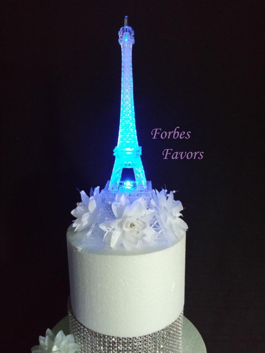 Eiffel Tower Centerpieces | Eiffel Tower Desk Accessories | Eiffel Tower Table Centerpieces