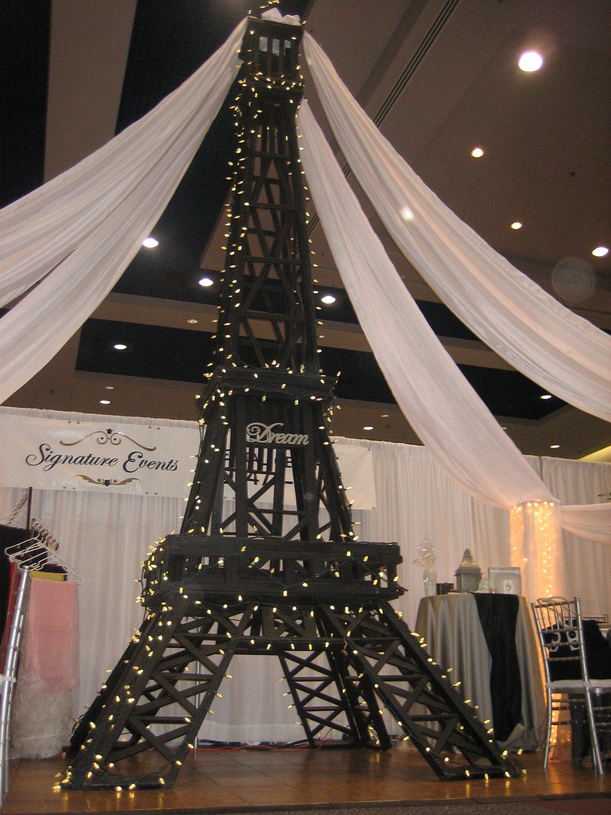 Eiffel Tower Party Favors | Eiffel Tower Decorations for Party | Eiffel Tower Centerpieces