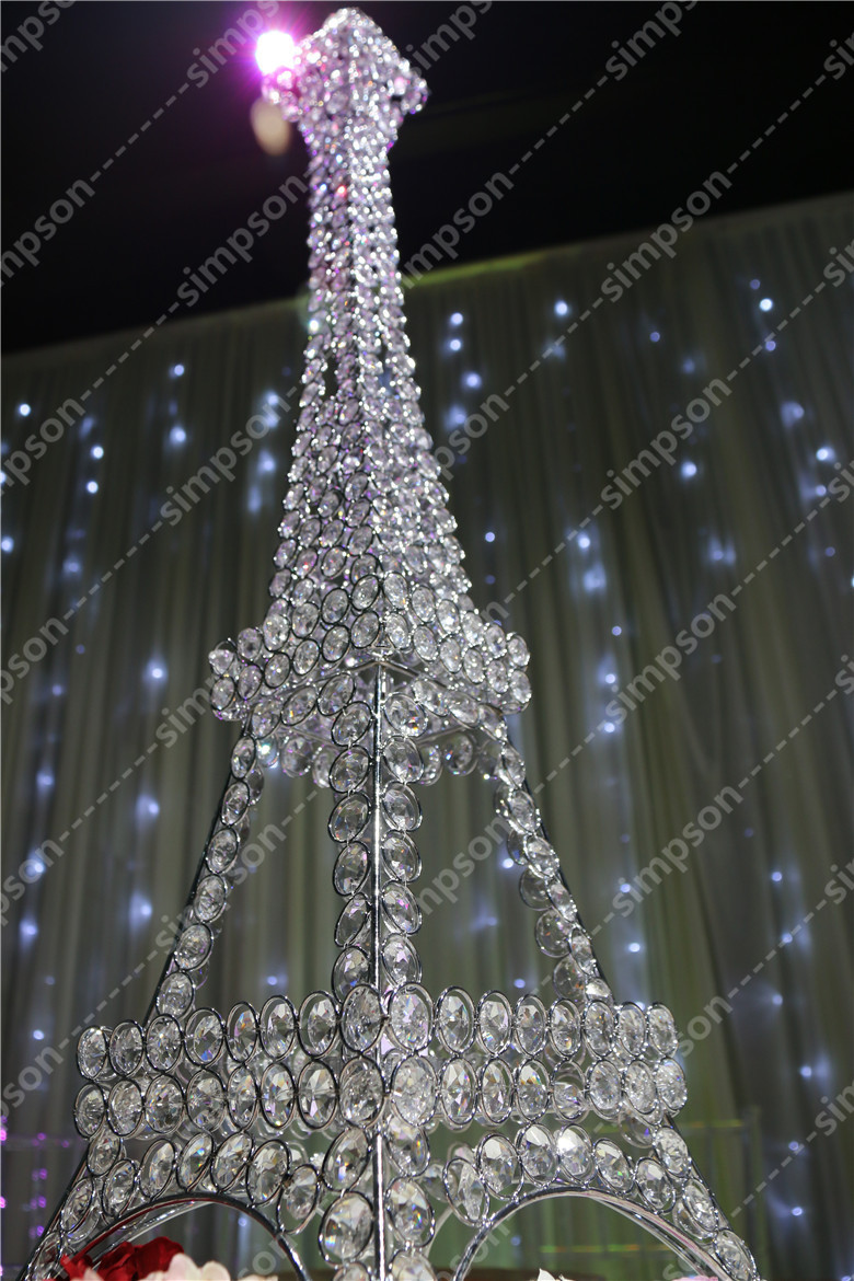 Eiffel Tower Room Ideas | Eiffel Tower Centerpieces | Eiffel Tower Flower Centerpieces