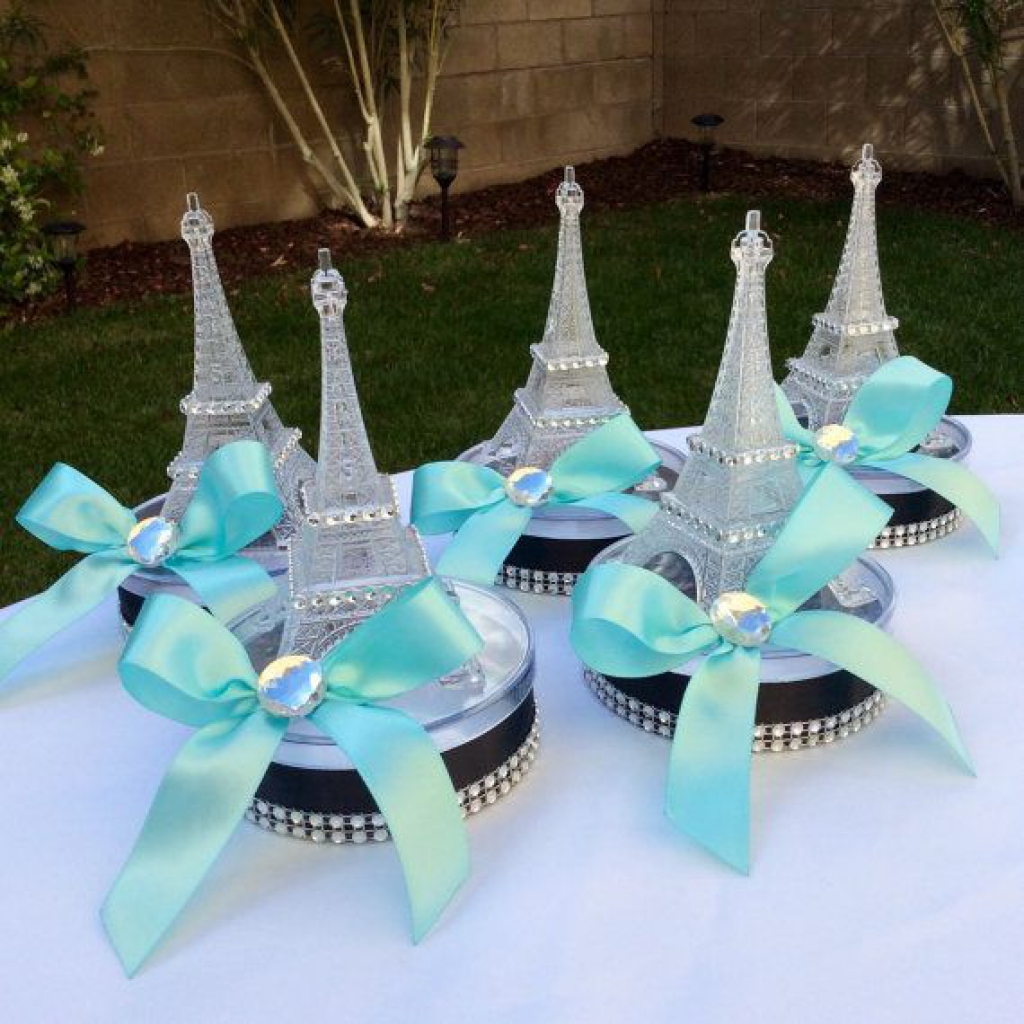 Eiffel Tower Vases Centerpieces and Decorations | Eiffel Tower Centerpieces | Eiffel Tower Centerpieces