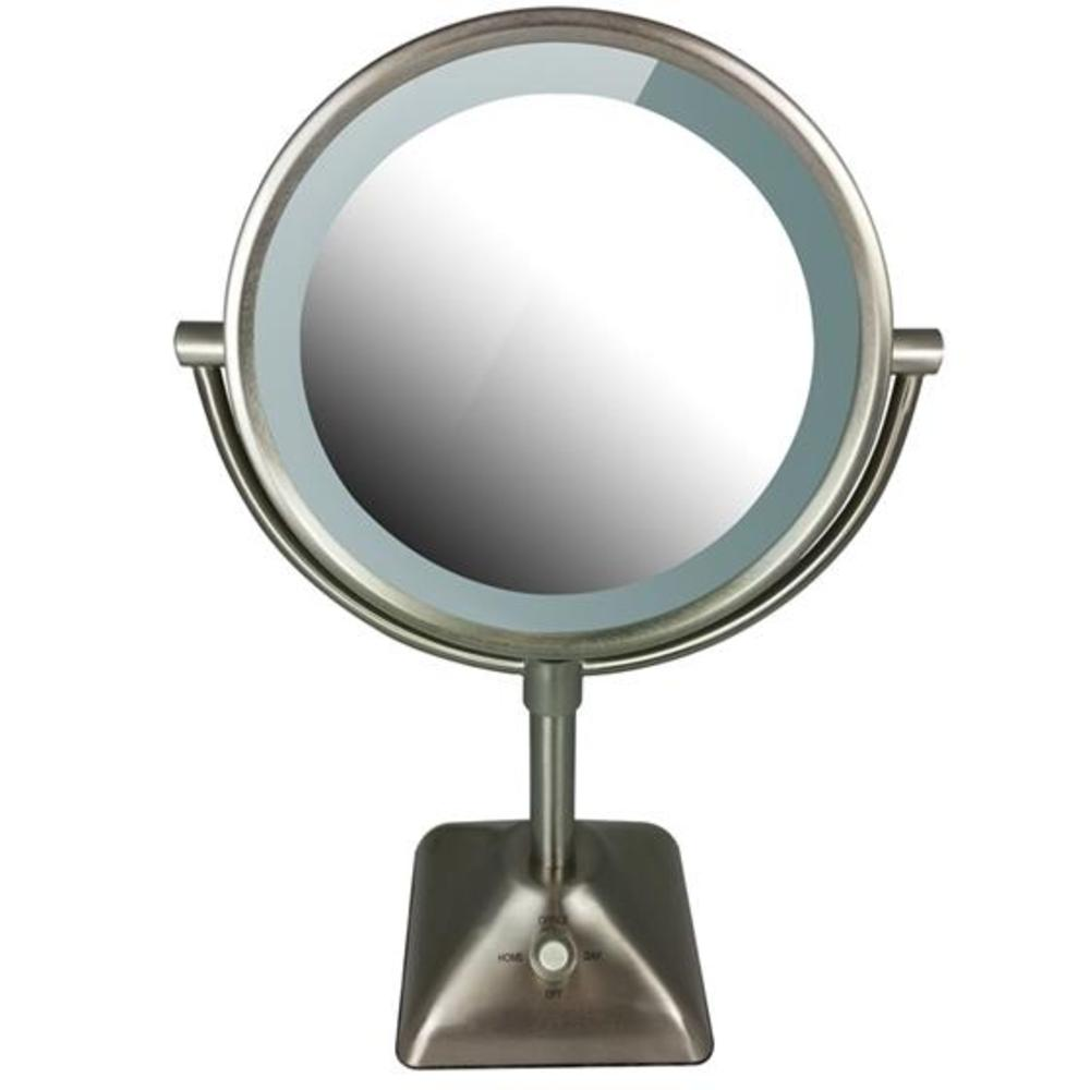 Electric Lighted Makeup Mirror | Conair Illumina Lighted Makeup Mirror | Conair Lighted Makeup Mirror