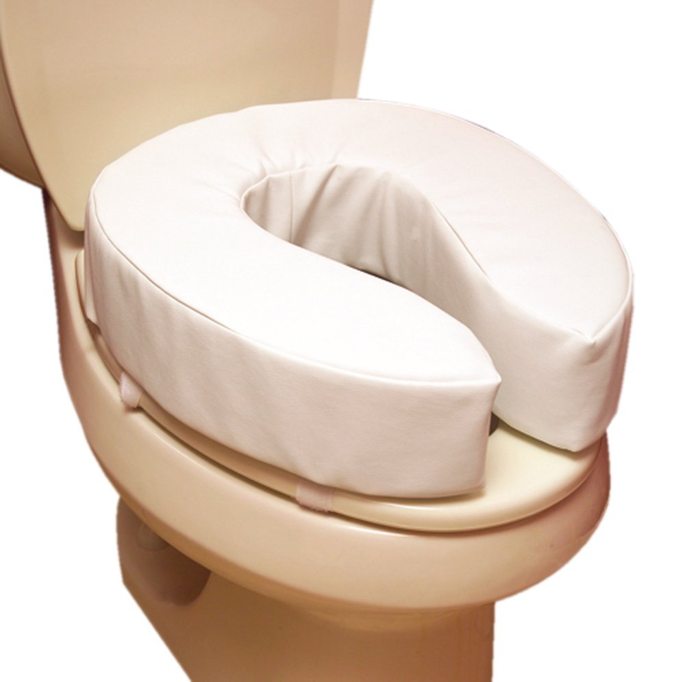 Elongated Padded Toilet Seats | Walmart Toilet Seat | Cushioned Toilet Seats