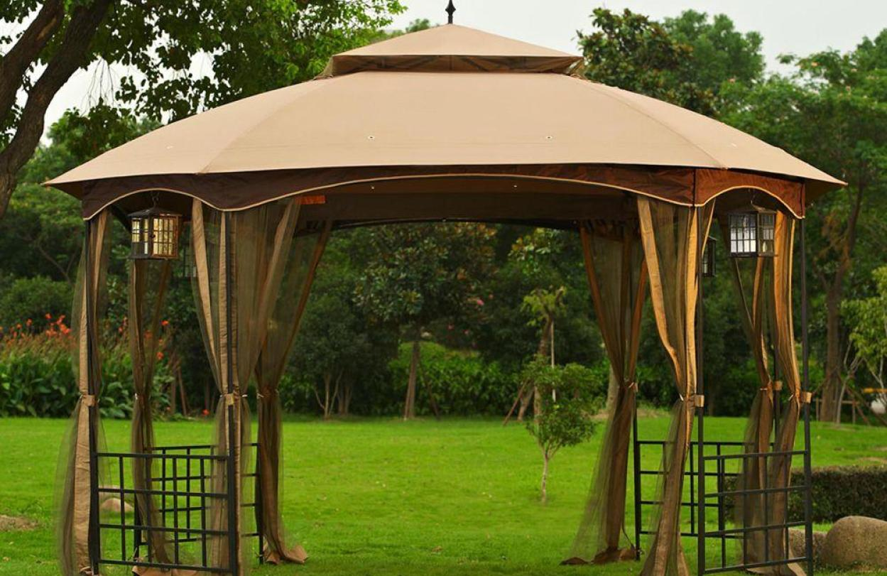 Enclosed Gazebo Kits | Screen Gazebos | Screened Gazebo