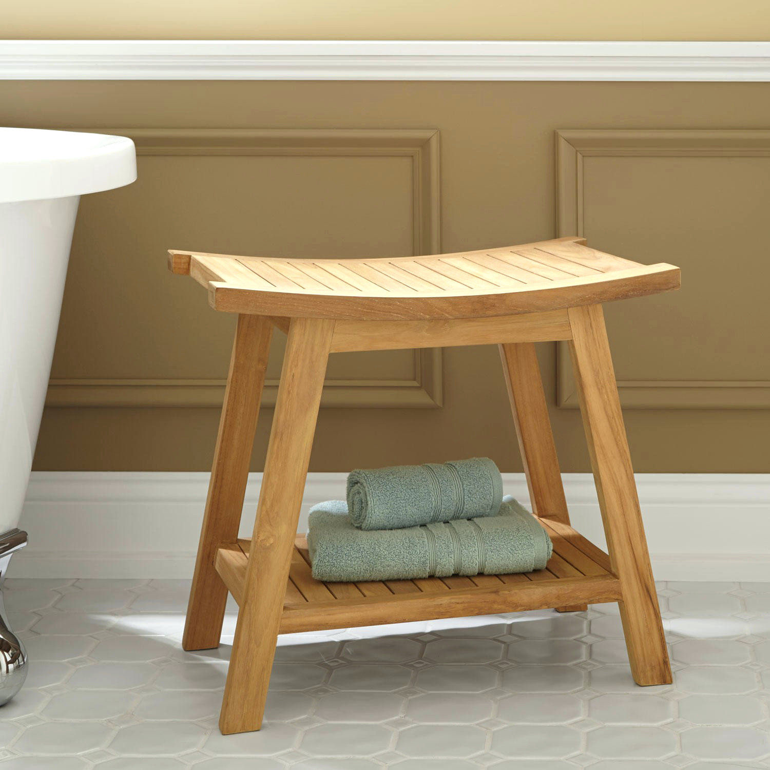 Extended Bath Bench | Bath Transfer Board | Transfer Tub Bench