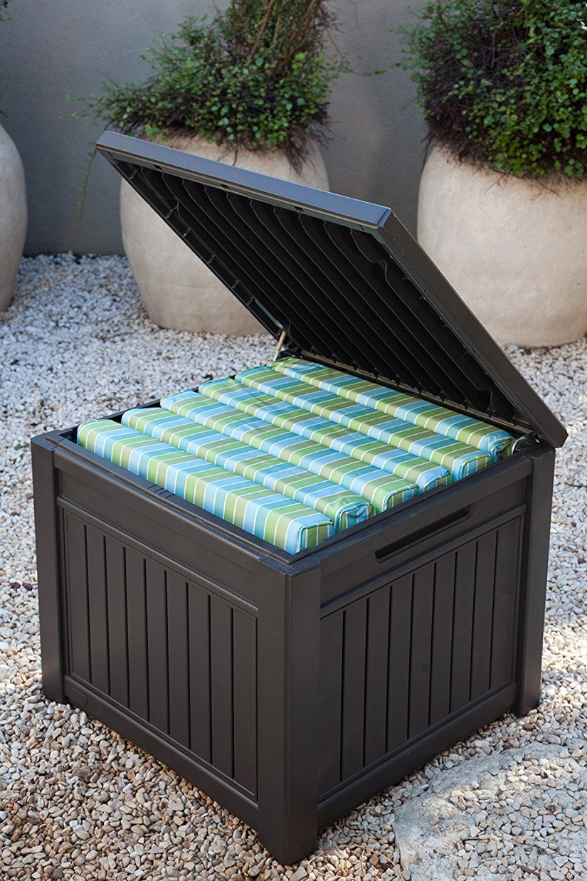 Extra Large Deck Box 150 Gallon | Keter Boxes | Keter 150 Gallon Deck Box