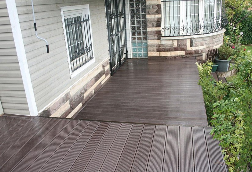 Fiber Composites Llc | Home Depot Deck Installation | Veranda Composite Decking
